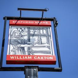 William Caxton, Tenterden